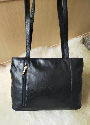 Классическая кожаная сумка sirco
