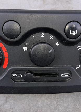 Блок панель управления климат контролем печкой  Chevrolet Kalos,