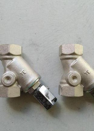 Фільтр грубої очистки з краном 1 дюйм (25 мм).