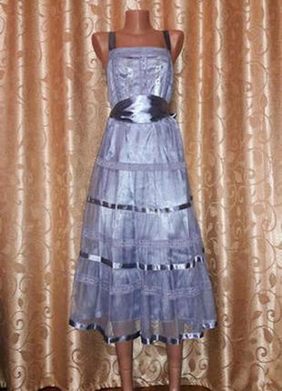 🎀👗🎀красивое вечернее, выпускное платье, сарафан george🔥🔥🔥