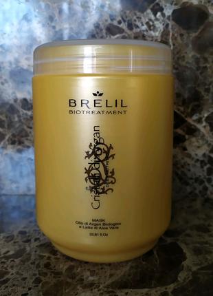 Маска для волос с аргановым маслом Brelil/Брелил