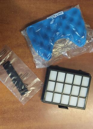 Комплект из 3 фильтров для пылесоса Samsung SC65…, SC66 DJ97-0084