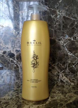 Шампунь для волос с аргановым маслом Brelil/Брелил/увлажняющий