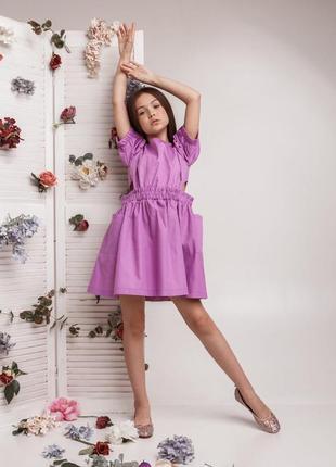 Невероятно нежное платье для девочки