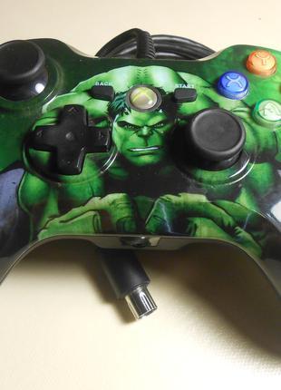 Xbox 360 проводной джойстик controller геймпад из США