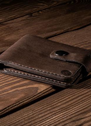 Кошелек мужской, кожаный кошелек, портмоне мужской