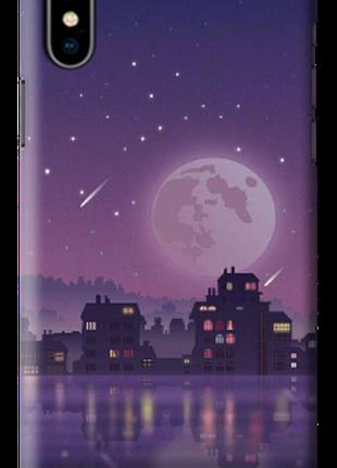 """Чехол """"Луна"""" на всі моделі смартфонов."""
