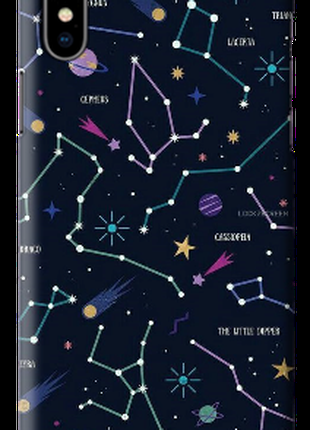 """Чехол """"Звезды"""" на всі моделі смартфонов."""