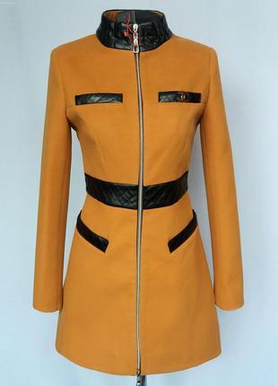 Суперцена. элитное пальто в стиле шанель. турецкий кашемир. но...