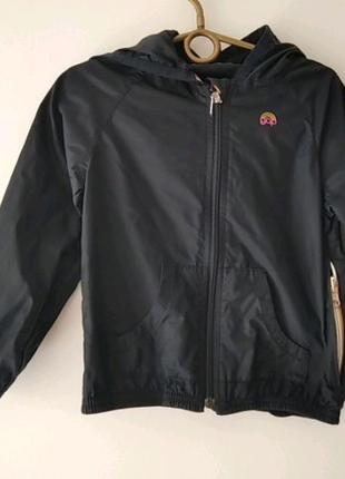 Gap куртка курточка ветровка дождевик 4-5 лет 104-110 см
