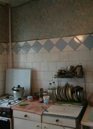 Продам квартиру на Кременчугской.