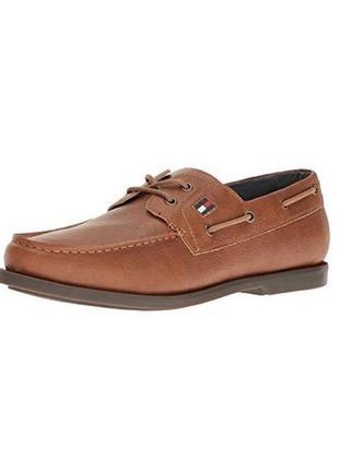 Tommy hilfiger ●р40-45● мужские туфли, топсайдеры, мокасины. о...