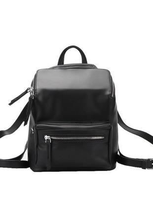 Женский черный рюкзак suivea