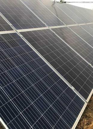 Солнечная электростанция 25 кВт под зеленый тариф