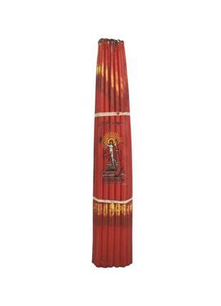 Иерусалимские свечи (красные)