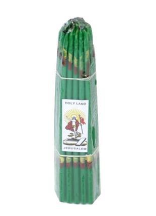 Иерусалимские свечи (зеленые)