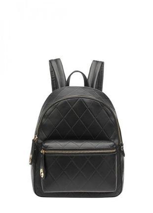Черный женский рюкзак suivea