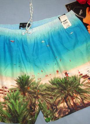 Шорты мужские плавательные в бассейн на пляж пляжные для купан...