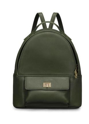 Женский зеленый рюкзак tcttt