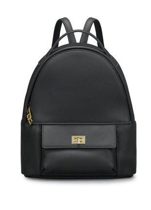 Женский черный рюкзак tcttt