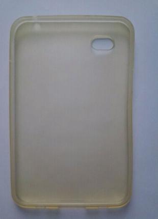 Чохол силіконовий Samsung Galaxy Tab 1 p1000 силиконовый чехол