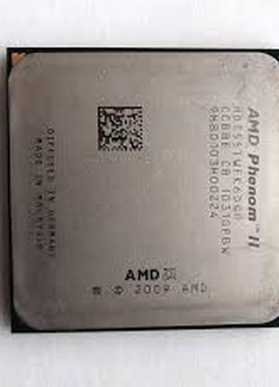 Процессор AMD Phenom II X6 1055T 2.8-3.3GHz 95W