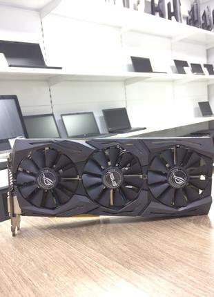 Видеокарта Asus Strix GeForce GTX 1060 6Gb