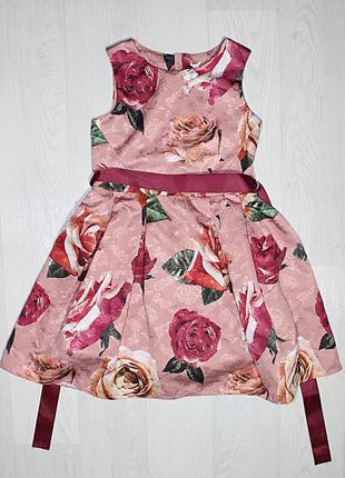 Платье 9-10 next