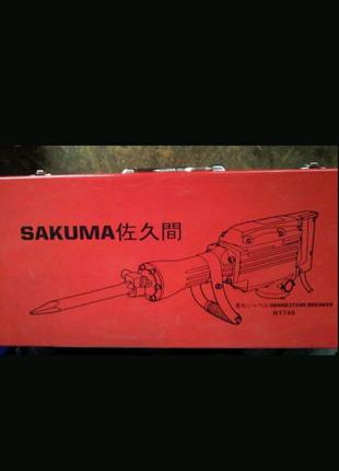 Отбойный молоток SAKUMA H 1740