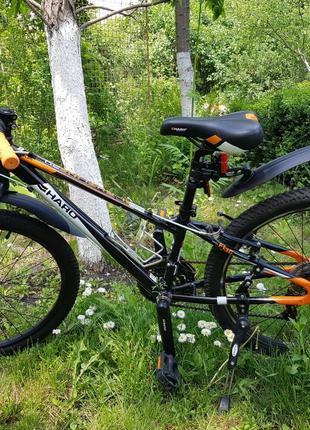 Велосипед подростковый HARO FlightLine 24 (США)