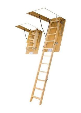 Чердачная лестница Fakro Факро LWS-280 (60х120)
