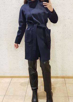 Пальто Stella Polare 100% шерсть 42р.