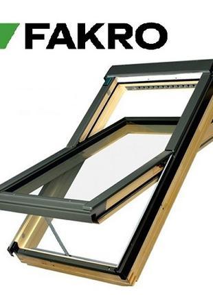 Мансардное окно Fakro Факро FTZ U2 (66х118)