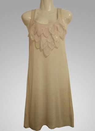 Летнее платье вискоза