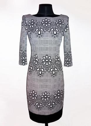 Суперцена. классное платье, кружевной орнамент. турция. новое,...