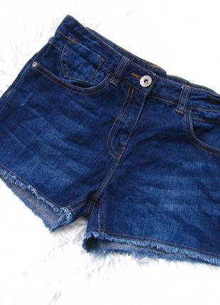 Стильные джинсовые шорты next