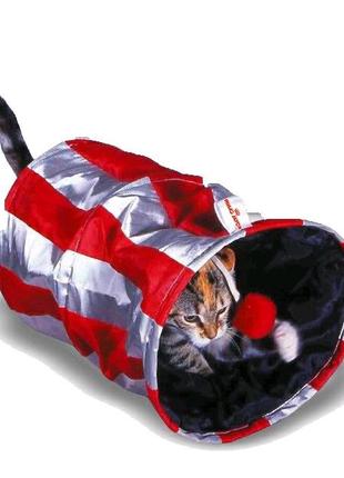 игровой тоннель для котенка, кота, кошечки