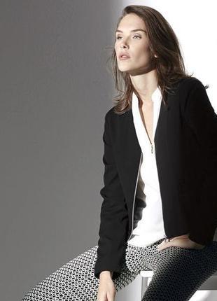 Элегантный пиджак блейзер размер 44 xl esmara