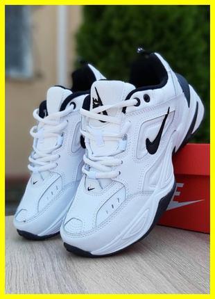 Шикарные мужские кроссовки nike m2k tekno