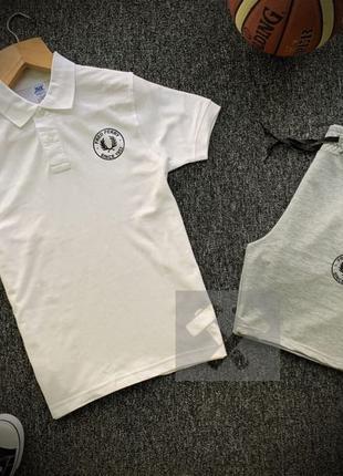 Спортивный комплект (шорты футболка)