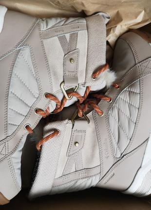 Сапоги зимние женские columbia 39р 25см / зимові жіночі чоботи