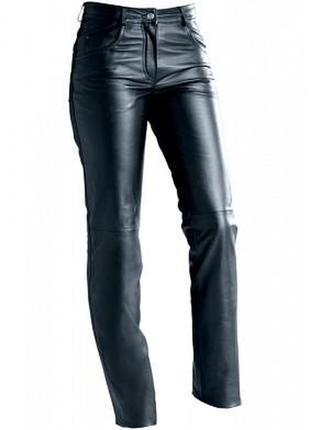 Крутые  100% кожаные джинсы/штаны/джинсы/брюки