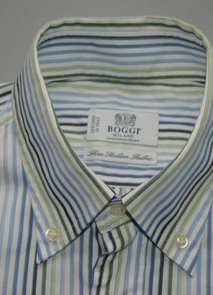 Boggi Milano Итальянская Рубашка Размер L