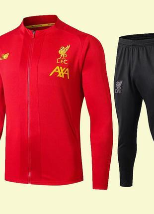 Детский тренировочный костюм для футбола ливерпуль 2020 new ba...