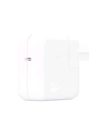 Зарядное MacBook Зарядний пристрій APPLE 30W USB-C Power