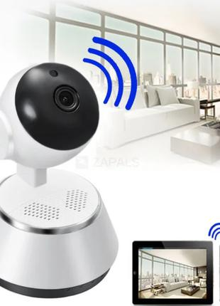 Камера видеонаблюдения WIFI Smart NET camera Q6, веб вай фай, Web