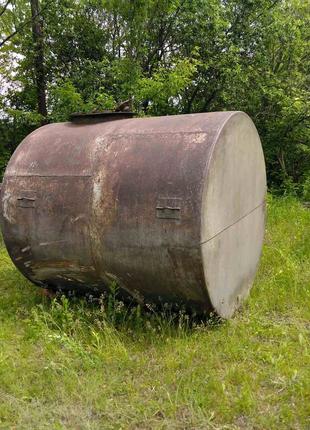 Бочка (цистерна) - 6м.куб