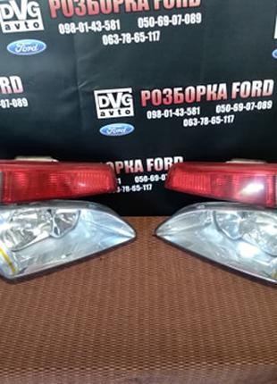 Фари Форд фокус Ford focus 2 (РОЗБОРКА)