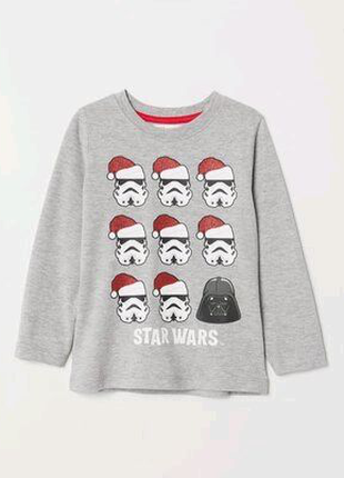 Реглан h&m star wars