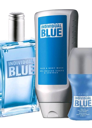 Набор Individual blue avon ейвон
